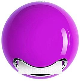 Spirella Toilet Paper Holder Bowl Purple