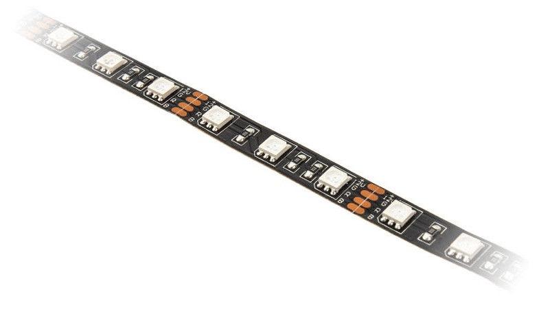 Aqua Computer RGB-LED Strip 500cm Black