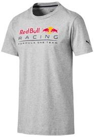 Puma Red Bull Racing Logo T-Shirt 595370-02 Grey L