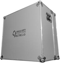 Singularity Cases Spectre 2.0 Flight Case Silver