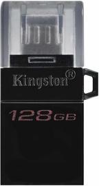 USB флеш-накопитель Kingston DataTraveler microDuo 3.0 G2 OTG, micro USB, 128 GB