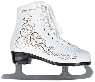 Spokey Axel Ice Skates White 38-39