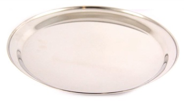 Sharada Round Serving Tray D35cm