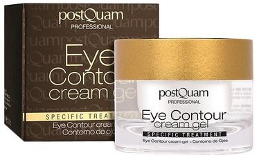 Крем для глаз PostQuam Professional Eye Contour Cream Gel, 15 мл