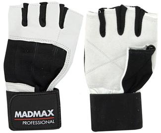 Mad Max Professional White Black S