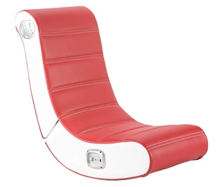X Rocker Play 2.0 Floor Gaming Chair Red