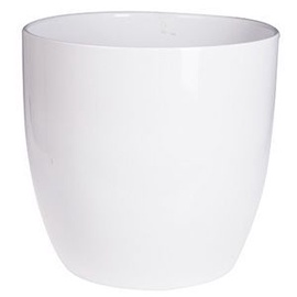 Verners Plant Pot Basel D40 38cm White