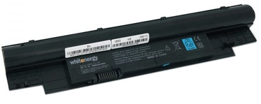 Whitenergy Battery For Dell Vostro V131 Series H7XW1 1720 4400mAh Black