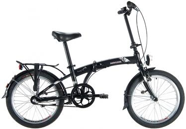 "Jalgratas Kenzel Simply City, must, 20"""