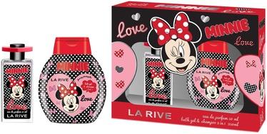 Парфюмированная вода La Rive Disney Minnie 50 мл EDP + 250 мл Гель для душа & Шампунь 2 in 1