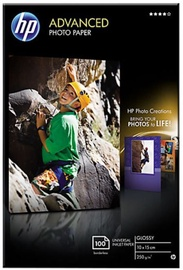 HP Photo Paper Glossy 100 x 150mm 250g