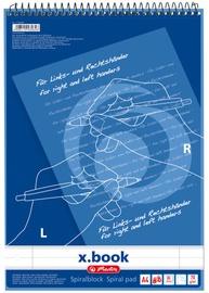 Herlitz Spiral Pad A4 x.book Blue 11336781
