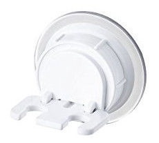 Ridder Toothbrush Holder Plastic White