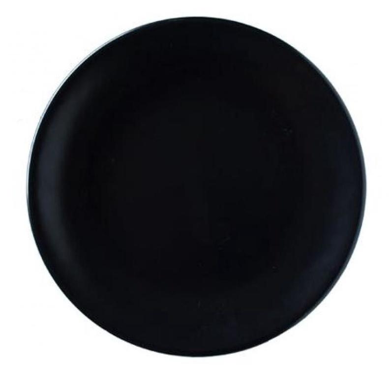 Cesiro Royal Dessert Plate D20cm Black