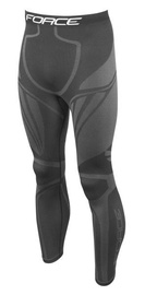 Force Frost Long Thermo Pants Black S/M