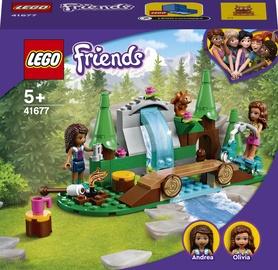 Konstruktor LEGO Friends Forest Waterfall 41677, 93 tk