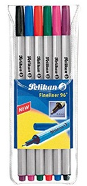 Pelikan Fineliner 96 6-Pack 940650