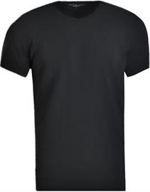 Tommy Hilfiger V-Neck 3 Pack 2S87903767-990 Mens T-Shirt Black S
