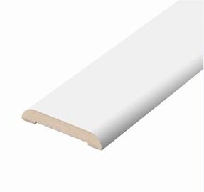 Classen Door Cover 2160x10x60mm Arctic White 2.5pcs