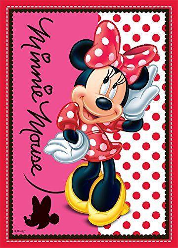 Trefl 4-in-1 Puzzle Beautiful Disney Minnie 34119
