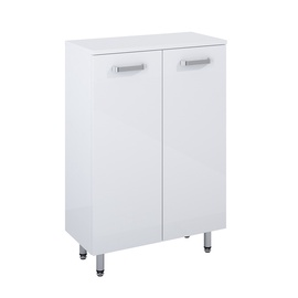 Elita Standing Cabinet Eve 167058 White
