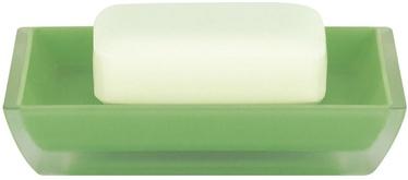 Spirella Freddo Soap Dish Plastic Green