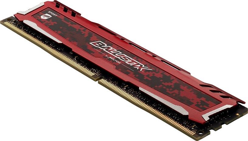 Crucial Ballistix Sport LT 16GB 2666MHz CL16 DDR4 DIMM KIT OF 2 BLS2C8G4D26BFSE