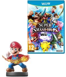 Super Smash Bros. For Wii U Incl. Amiibo Mario WiiU
