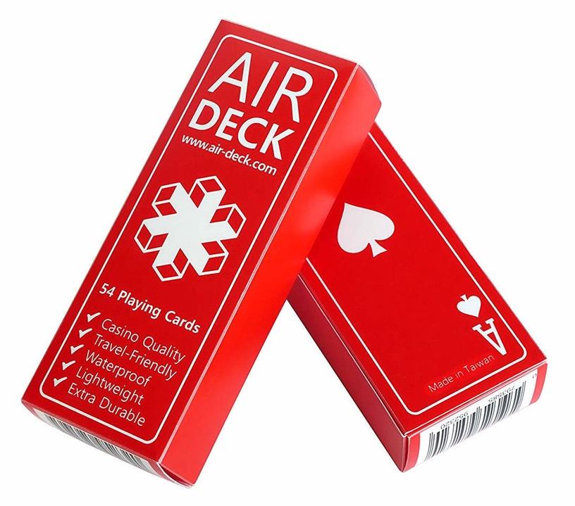 Brain Games Air Deck Red