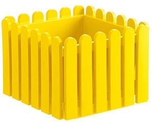 Emsa Landhaus 38x38xh31cm Yellow