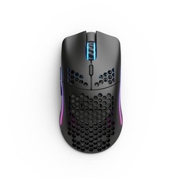 Игровая мышь Glorious PC Gaming Race Model O, черный, беспроводная, оптическая