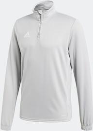 Adidas Core 18 Training Top Sweatshirt Gray XL