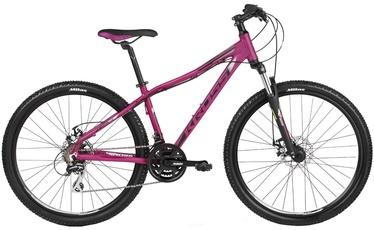 "Jalgratas Kross Lea 4.0 M 27.5"" Pink Black Matte 18"