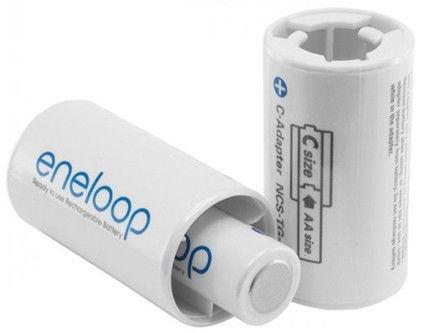 Panasonic Eneloop BQ-BS2E Battery Adapter