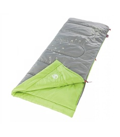 Magamiskott Coleman Glow In The Dark Grey/Green, parem, 167.5 cm