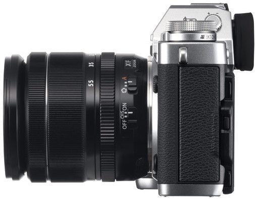 Fujifilm X-T3 + XF 18-55mm 2.8-4 R LM OIS Silver
