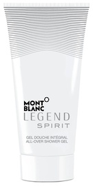 Mont Blanc Legend Spirit 150ml Shower Gel