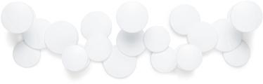 Вешалка для одежды Umbra Bubble, белый