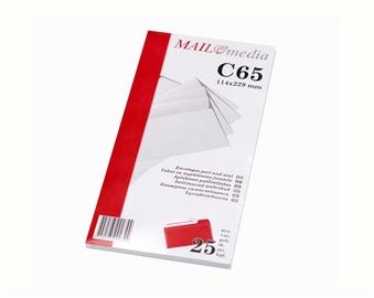 Ümbrikud C65, 25 tk