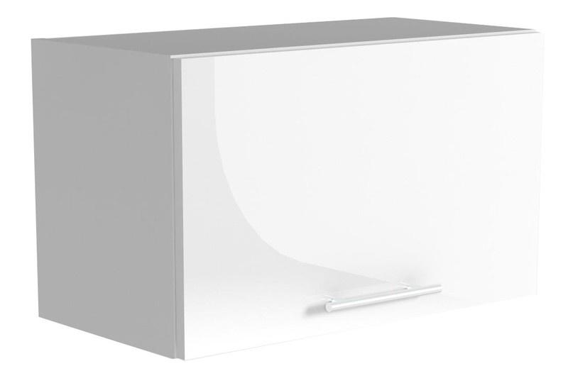 Верхний кухонный шкаф Halmar Vento Go 60/36 White, 600x300x360 мм