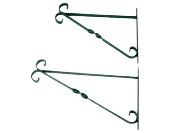 Garden Center Wall Pot Holder Br-14 Green