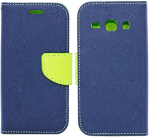 Telone Fancy Diary Bookstand Case For Samsung Galaxy S8 Plus Blue/Light Green