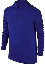 Nike Squad Drill LS Top JR 807245 453 Blue XL