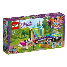 Lego Blocks Friends Mia horse trailer 41371