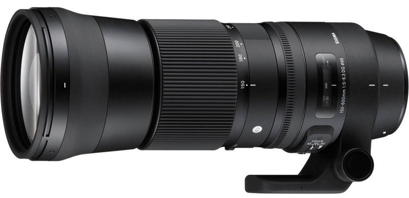 Sigma 150-600mm F5.0-6.3 DG OS HSM Contemporary for Nikon