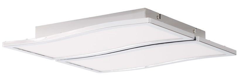 Brilliant Valma Ceiling Lamp LED 38W 3000K 3500lm White/Chrome