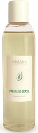 Mr & Mrs Fragrance Blanc Liquid Diffuser Refill 200ml Papaya Do Brazil