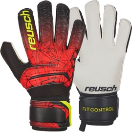 Reusch Fit Control SD Open Cuff Junior Gloves 3972515 705 Size 4