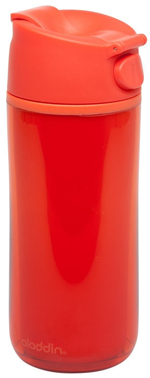 Veepudel Aladdin Flip&Sip 0.35l punane