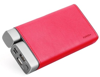 Puridea X02 Power Bank 26000mAh Red